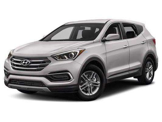 Honda Santa Fe >> 2018 Hyundai Santa Fe Sport 2 4 Base