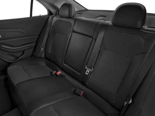 2016 Chevrolet Malibu Limited LT Lifetime Powertrain Warranty