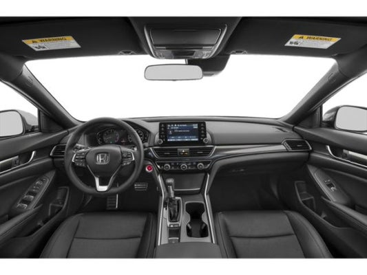 2019 Honda Accord >> 2019 Honda Accord Sport