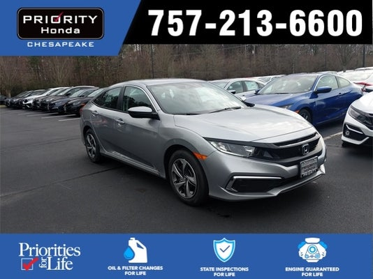 2020 honda civic lx honda dealer serving hampton va new and used honda dealership yorktown norfolk williamsburg virginia priority honda hampton